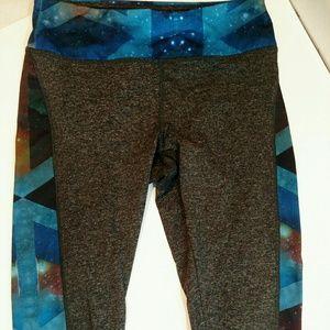 Lularoe Workout Pants Jordan Galaxy